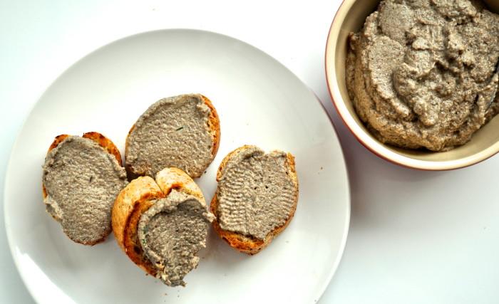 Awesome Mushroom Pate Recipes — Dishmaps