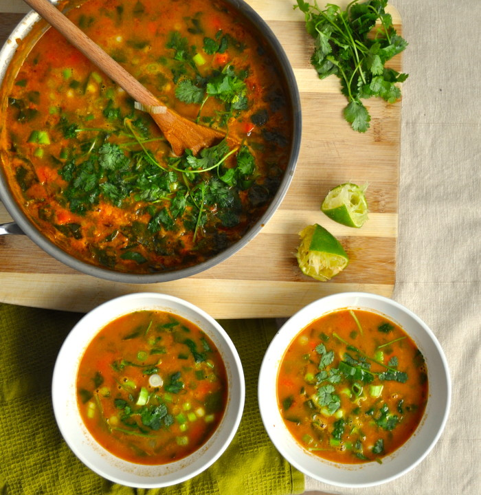 Curried Lentil Soup Recipe | My Second Breakfast