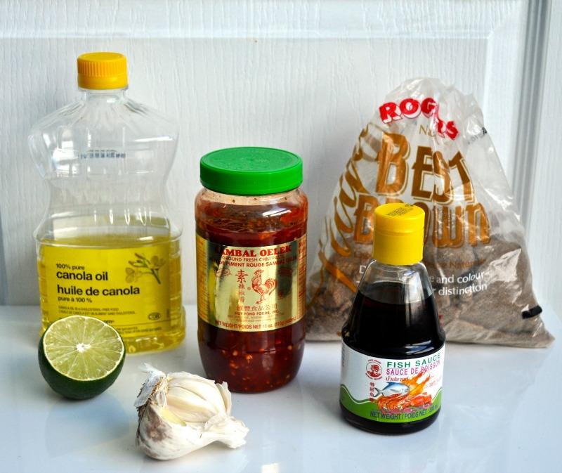 marinade mixture