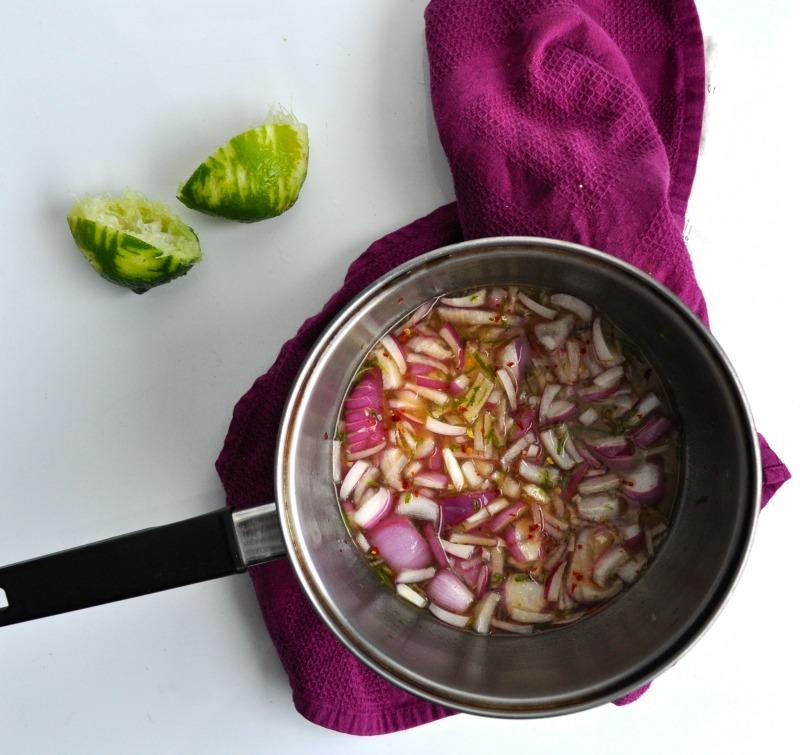 vinegar soba noodle sauce