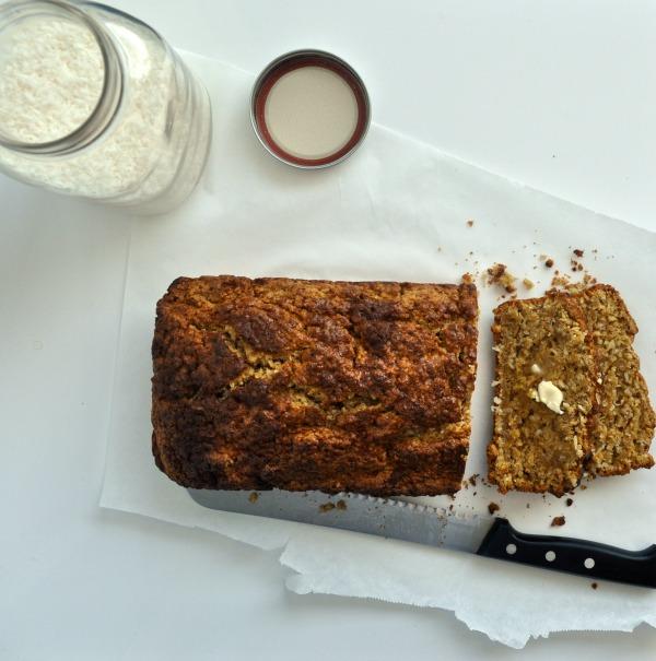 Coconut Bread Recipe | My Second Breakfast