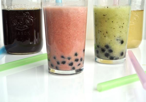 fruity bubble tea