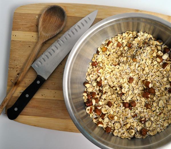 granola dry mix