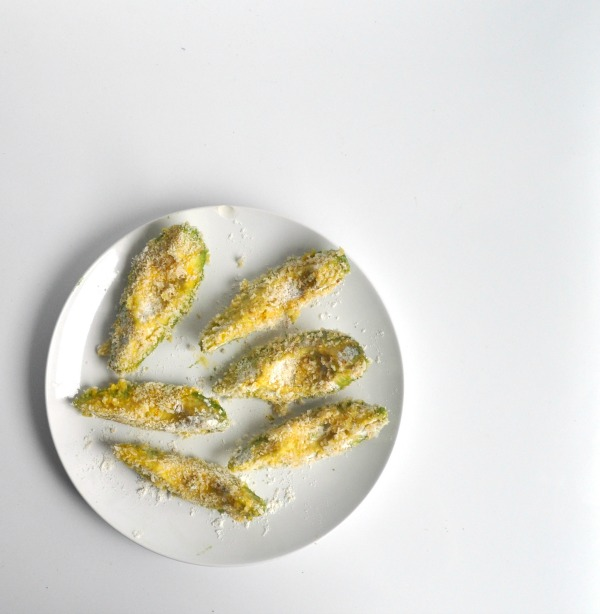 panko avocado fries