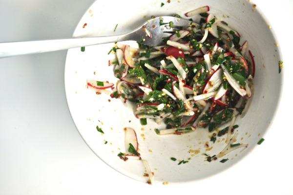 roasted potato salad dressing