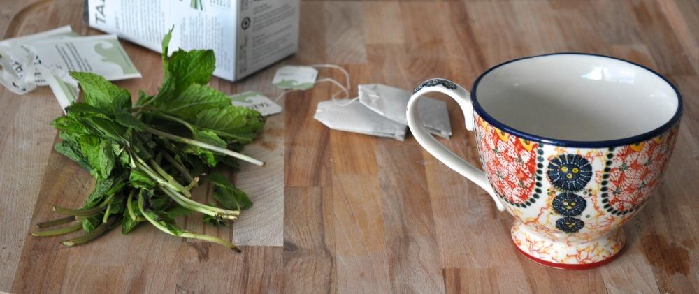 mint-vanilla green tea latte