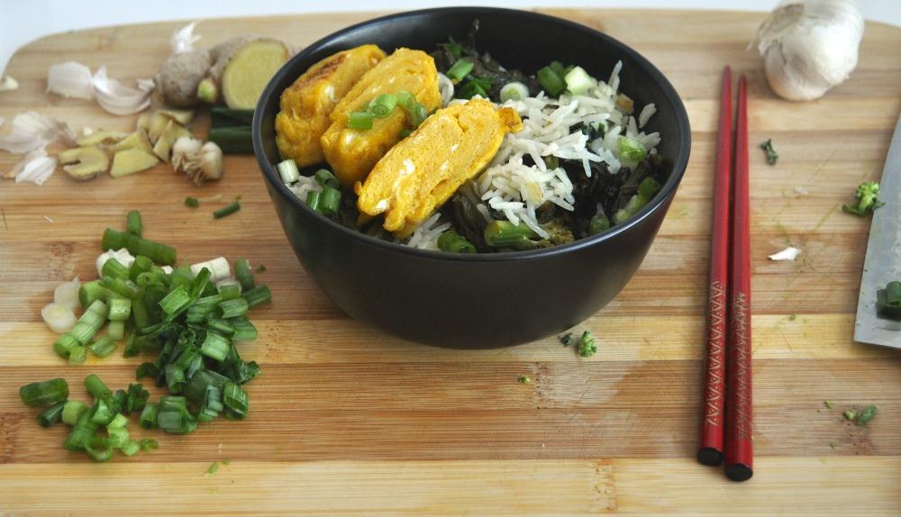 tamago rice