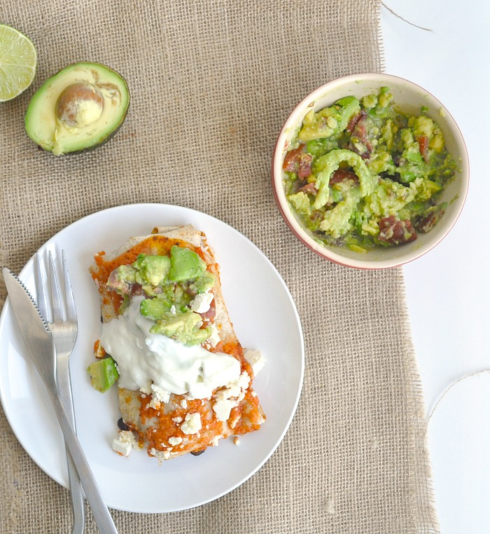 vegetarian enchiladas recipe
