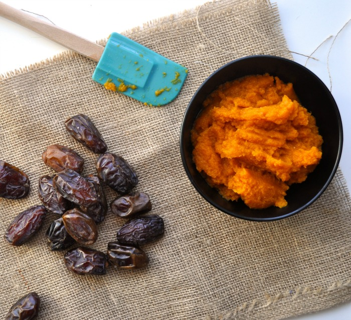 pumpkin and dates