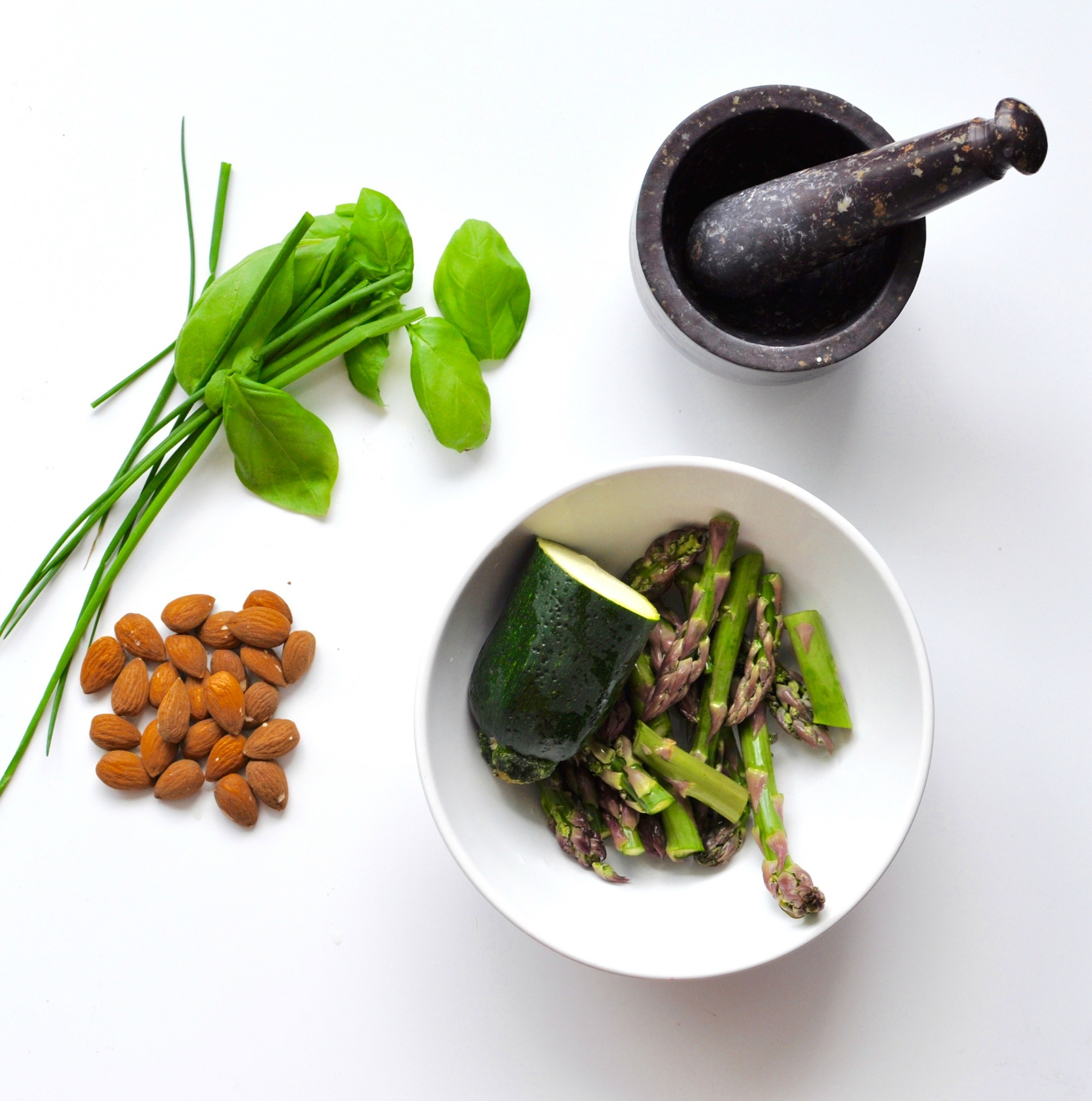 green spring soup