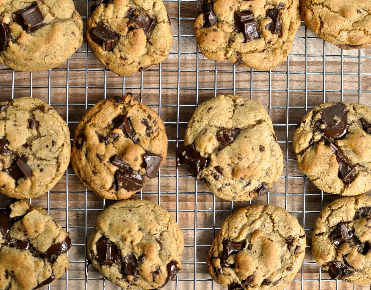 perfect chocolate chipe cookie