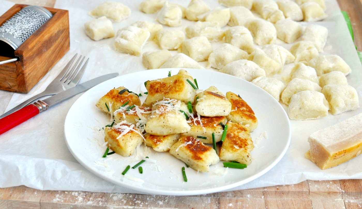 Potato Gnocchi Recipe | My Second Breakfast