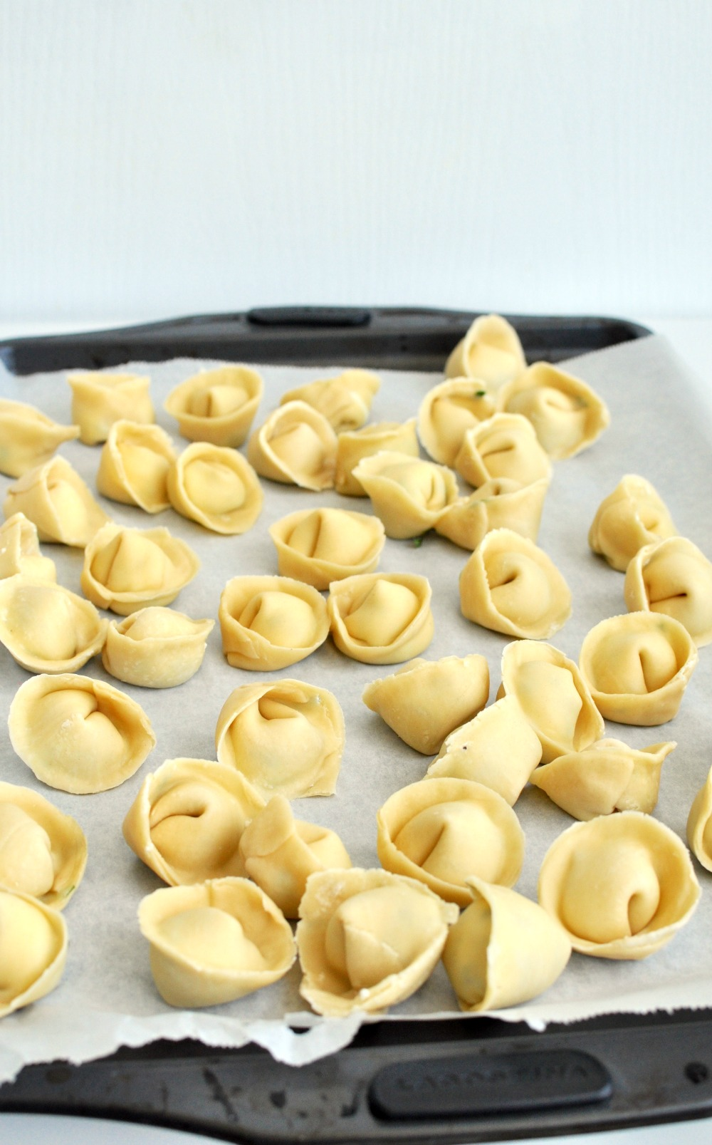 Ricotta and Basil Tortellini Recipe