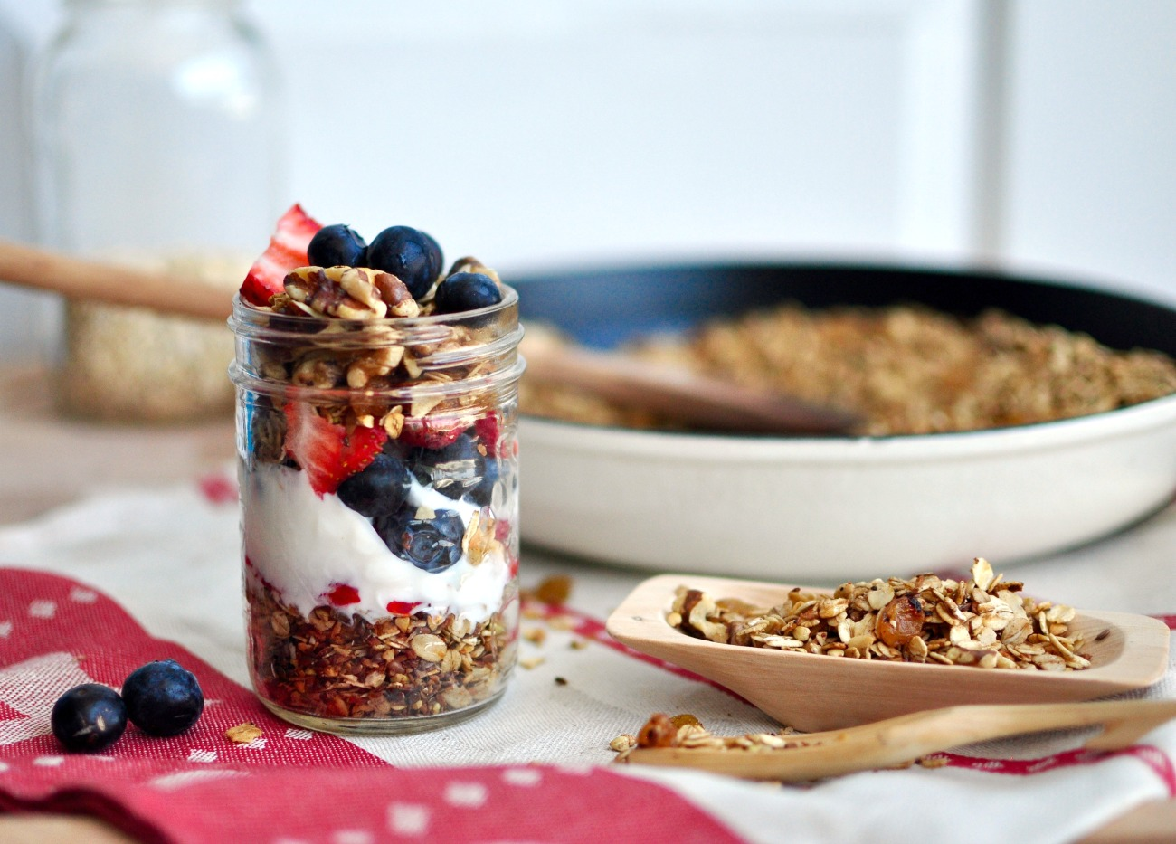 10 Minute Muesli Recipe