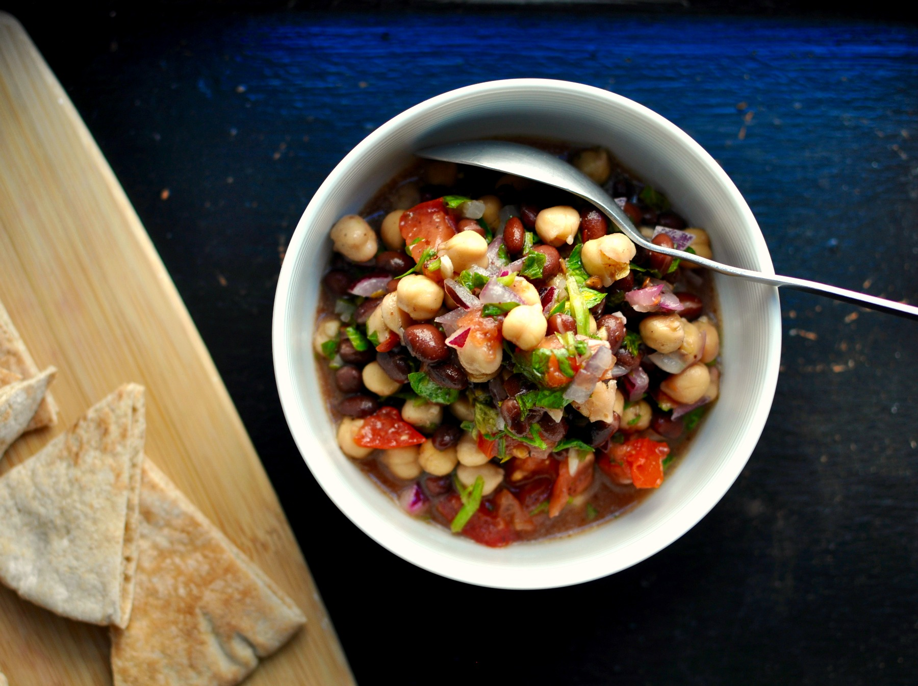 Simple Bean Salad Recipe